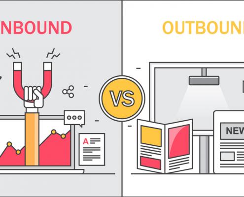 Chức năng outbound và inbound là gì