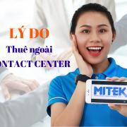 lý do thuê ngoài contact center