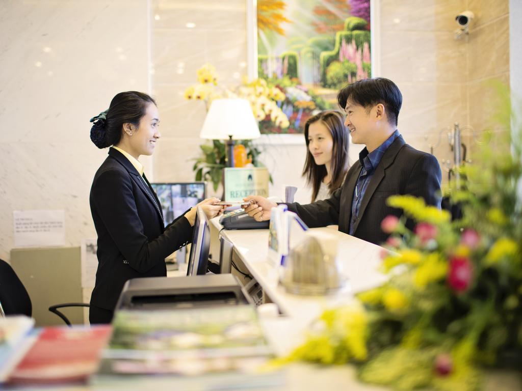 call center cho khách sạn