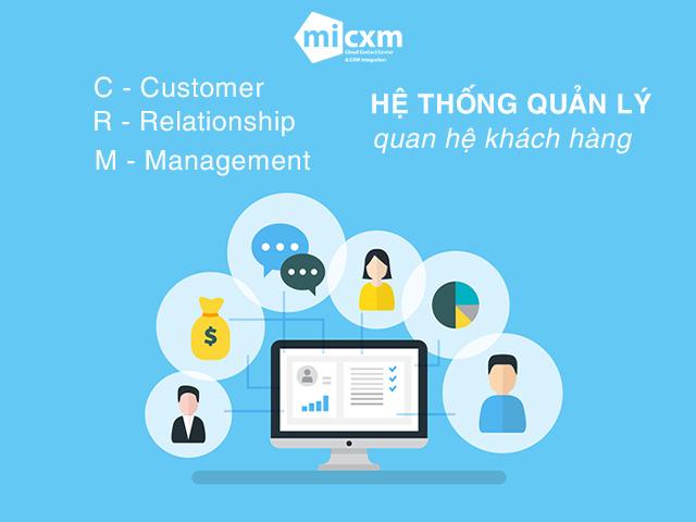 CRM tích hợp contact center - Giải pháp trong thời đại số